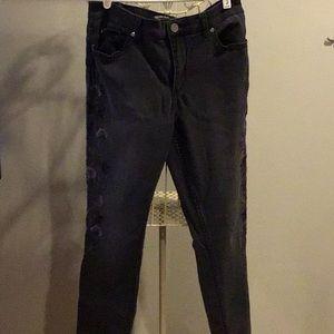 ❤️$5❤️ Distressed Seven Jeans